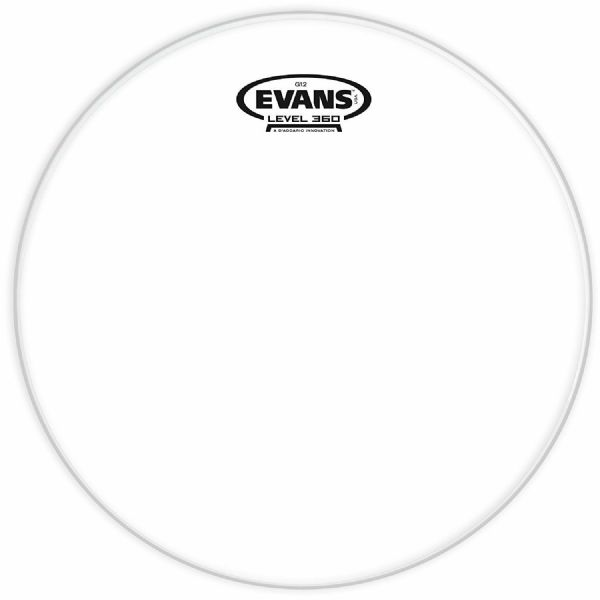 Evans Genera 8 inch Drum Head - Clear - TT08G12